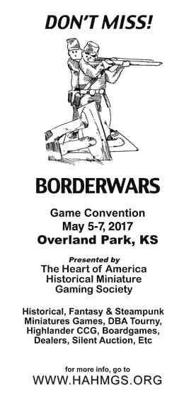 Borderwars 2017
