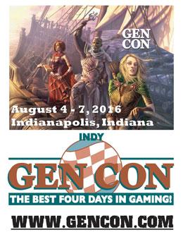 GenCon 2016