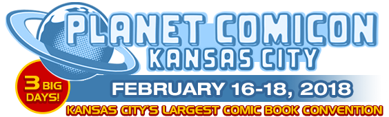 Image result for planet comicon 2018