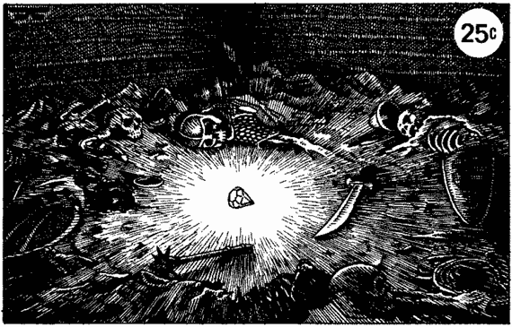 Tomb of Horrors Illustration