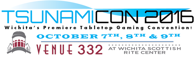 tsunamicon 2016 logo and dates