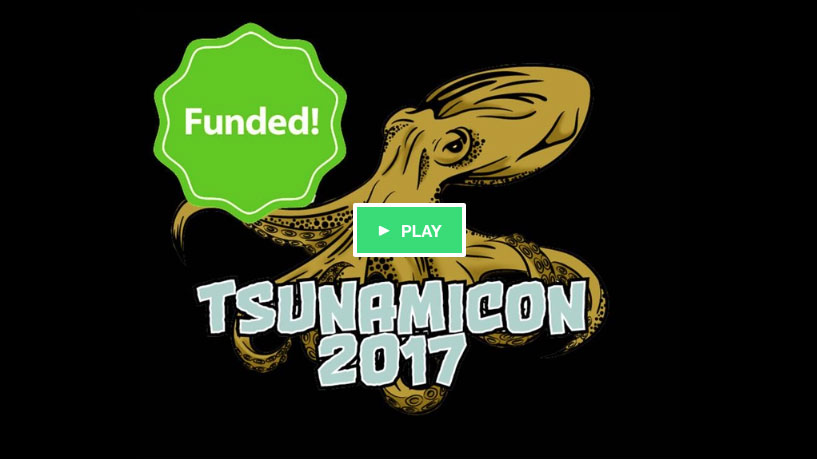 TsunamiCon 2017 Video
